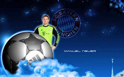 Manuel Neuer Wallpaper