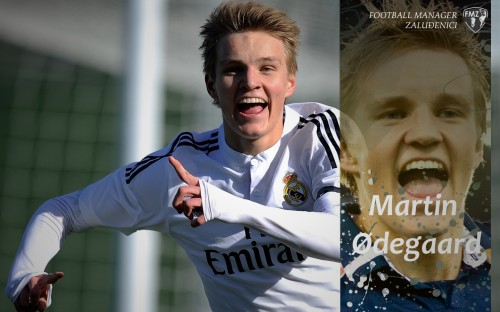 Martin Odegaard Wallpaper