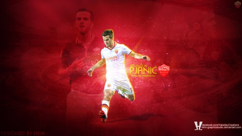 Miralem Pjanic Wallpaper