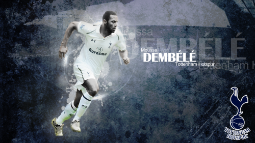 Mousa Dembele Wallpaper