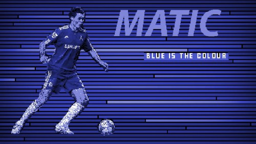 Nemanja Matic Wallpaper