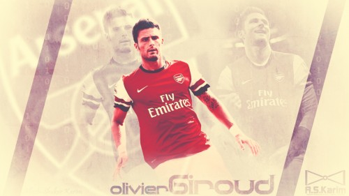 Olivier Giroud Wallpaper