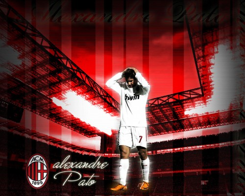 Alexandre Pato Wallpaper