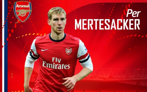 Per Mertesacker Wallpaper
