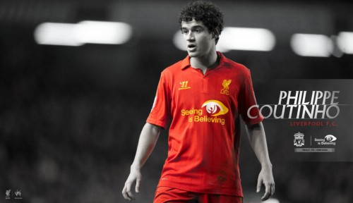 Philippe Coutinho Wallpaper