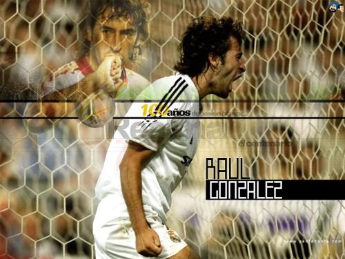 Raul Gonzalez Blanco Wallpaper