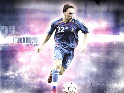 Franck Ribery Wallpaper