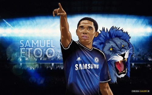 Samuel Eto'o Wallpaper