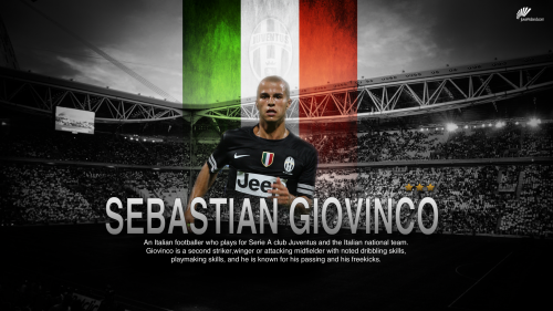 Sebastian Giovinco Wallpaper
