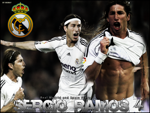 Sergio Ramos Wallpaper