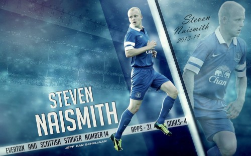 Steven Naismith Wallpaper