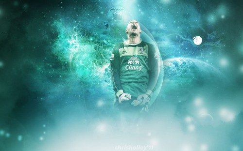 Tim Howard Wallpaper