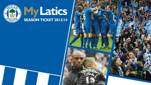 Wigan Athletic Wallpaper