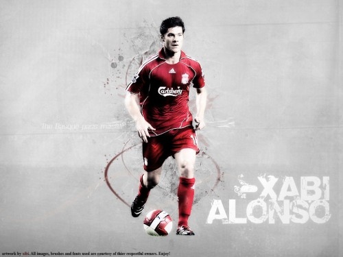 Xabi Alonso Wallpaper