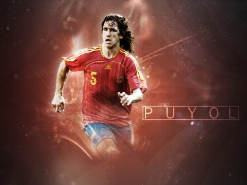 Carles Puyol Wallpaper