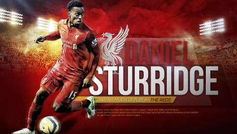 Daniel Sturridge Wallpaper