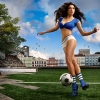 Football Babes Wallpaper