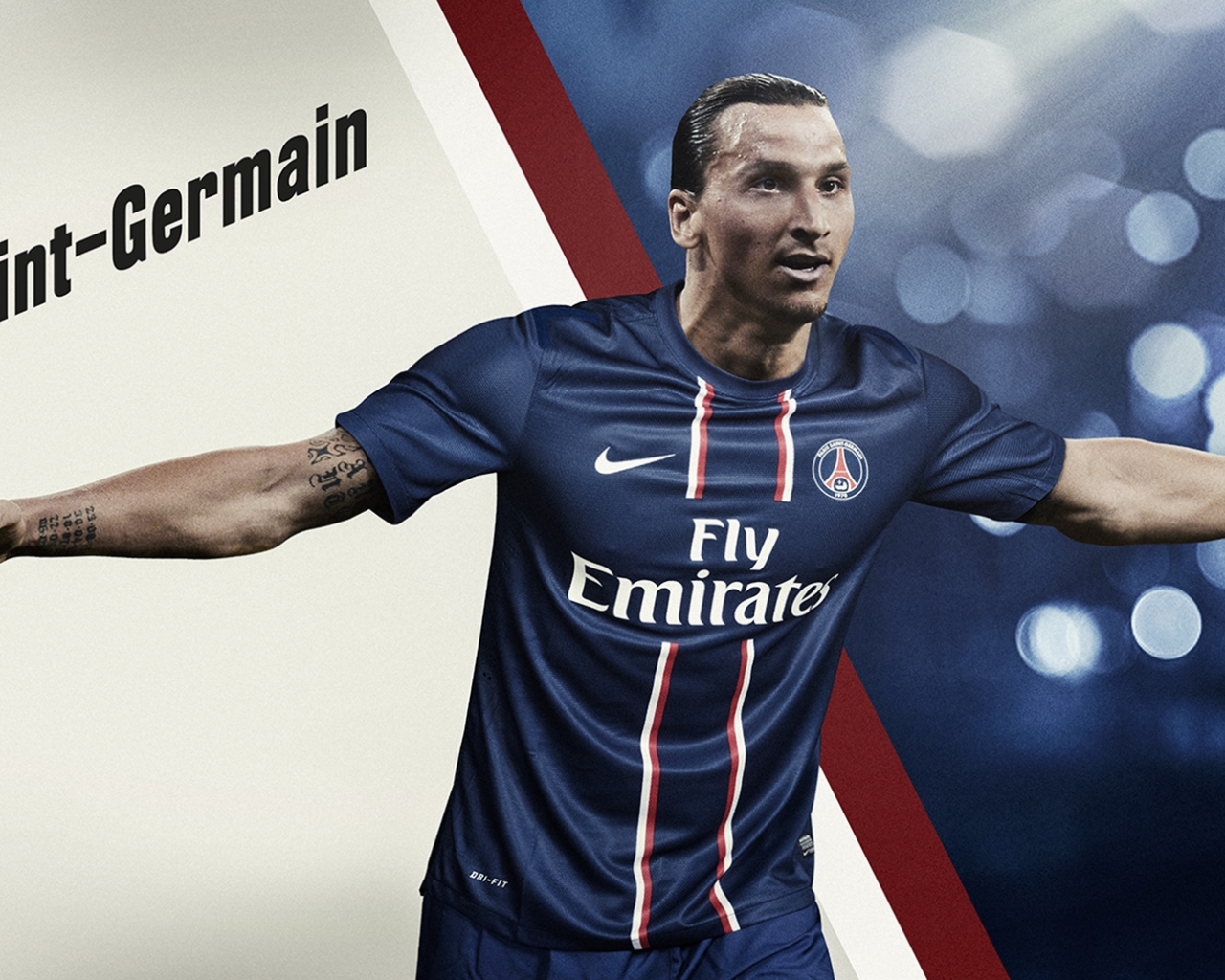 Zlatan Ibrahimovic Wallpaper